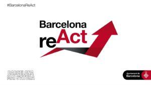 Barcelona ReAct, diàleg per reactivar una ciutat més competitiva i resilient