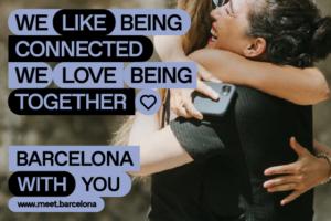 Meet Barcelona's got the dot!